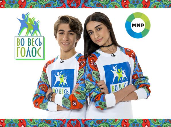 Знакомьтесь, участники шоу «Во весь голос» из Баку
