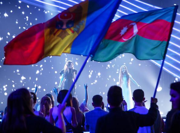 «Во весь голос» - шоу, где учатся дружить странами