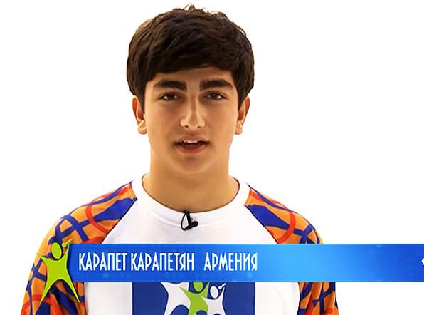«Во весь голос»: как спорт помогает Карапету Карапетяну из Армении петь