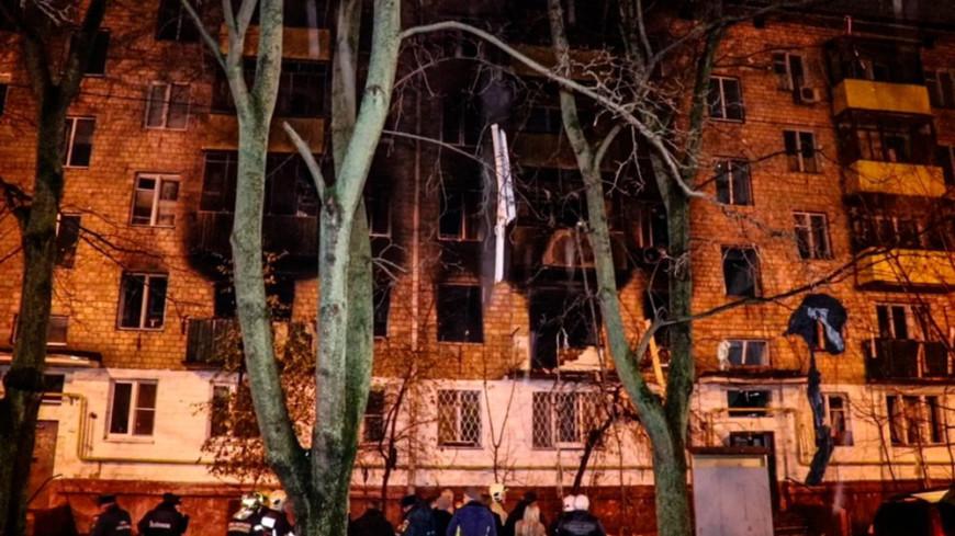 СК возбудил дело после гибели мужчины во время пожара в Химках
