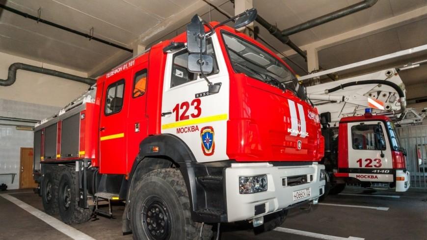 В российской столице первоклассница упала со 2-го этажа вовремя экскурсии