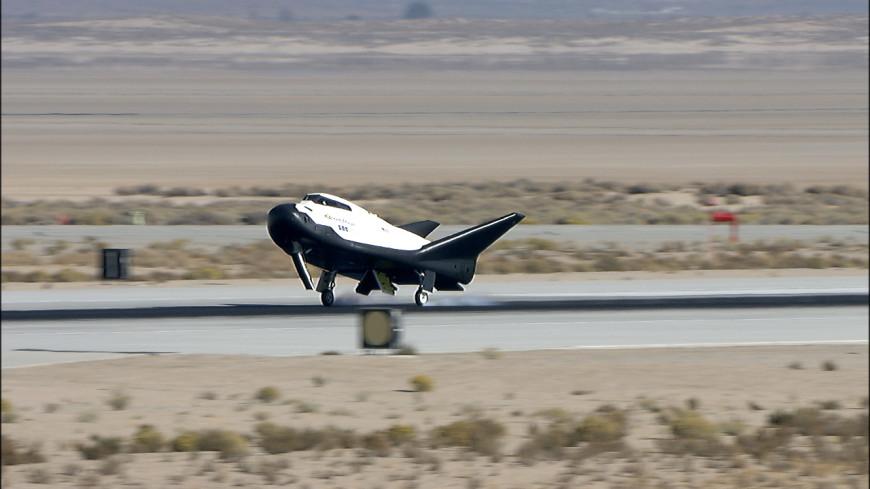 Космический корабль Dream Chaser успешно прошел испытания
