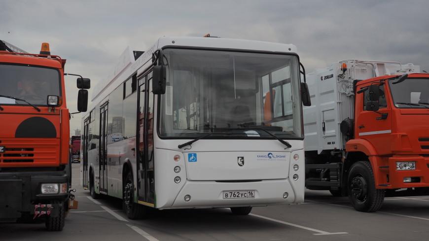Первый электробус запустят в Екатеринбурге