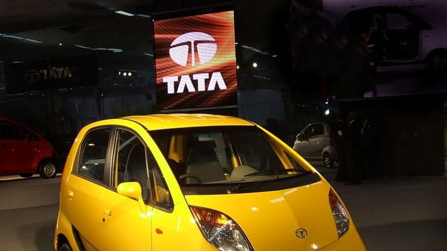 Tata Motors будет выпускать самый дешевый электрокар
