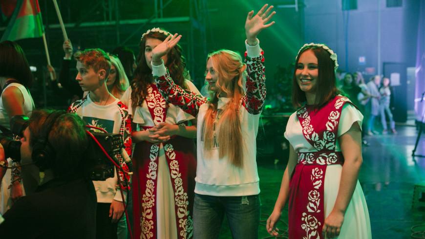 «Во весь голос»: первое испытание, команда Беларуси