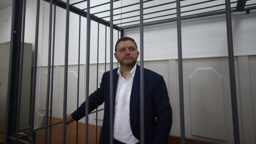 Никита Белых женился в СИЗО
