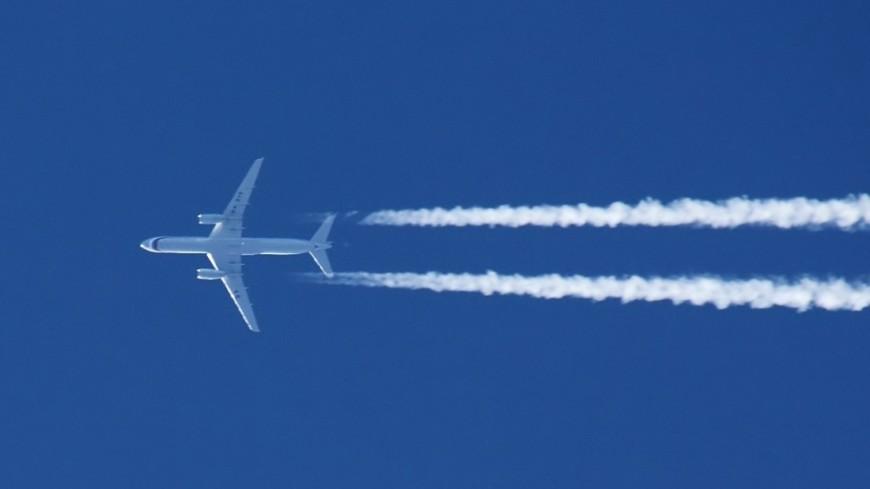 Самолет ВКС РФ пролетел над Турцией попути вСирию