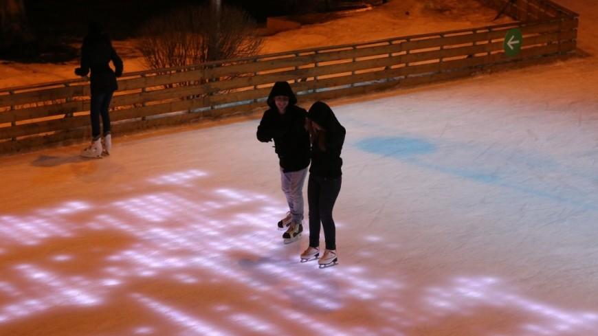 Катки сискусственным льдом появятся вМещанском районе