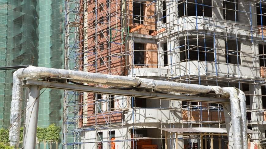 В России возросли объемы строительства жилья