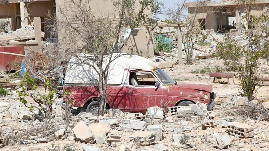 ВКС России уничтожили объекты ИГ на северо-востоке Сирии