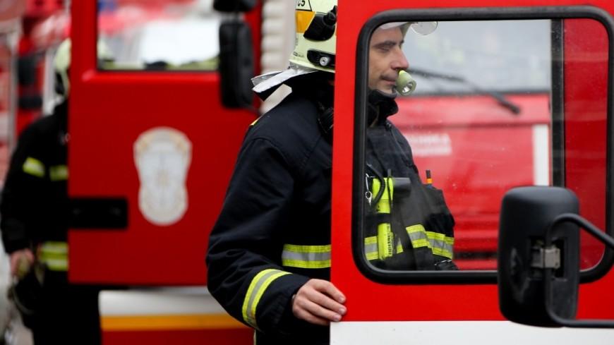 Взрыв газа и пожар в Мурманске: пострадали двое
