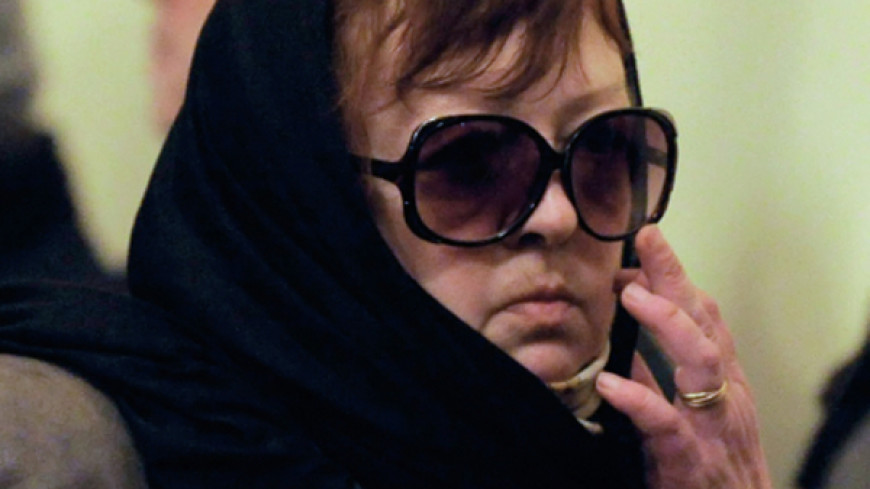 Скончалась дочь Людмилы Гурченко Мария Королева