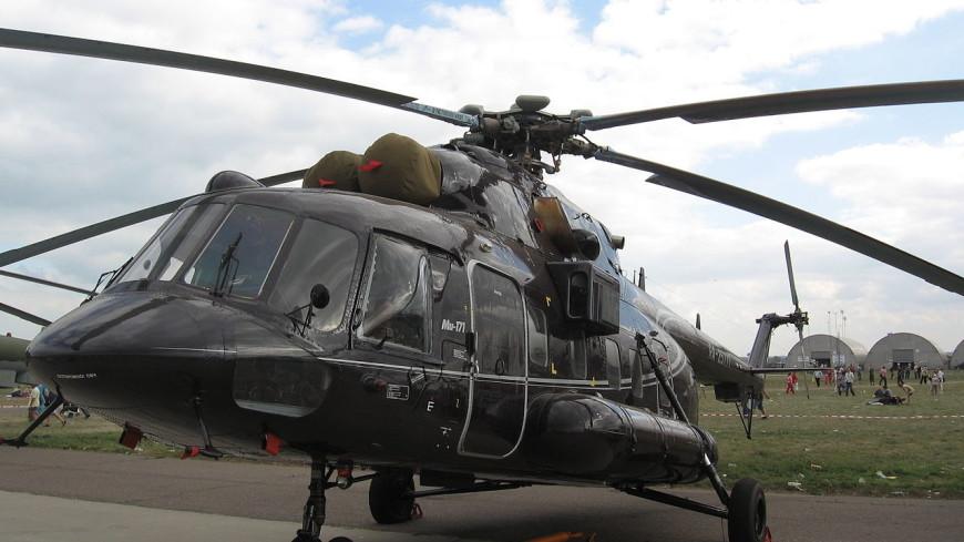 Индия закупит у России вертолеты Ми-171А2