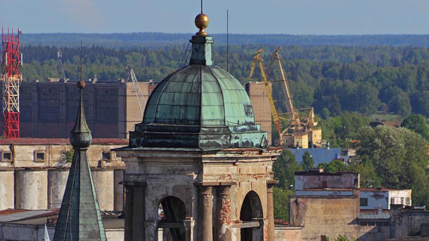 В башне из «Земли Санникова» нашли советскую разведкарту