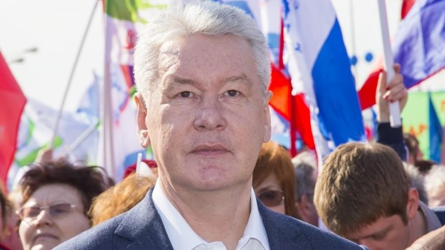 Собянин рассказал о росте средней зарплаты московских врачей