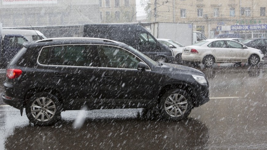 Первый снег: на российских дорогах наступает сезон жестянщика