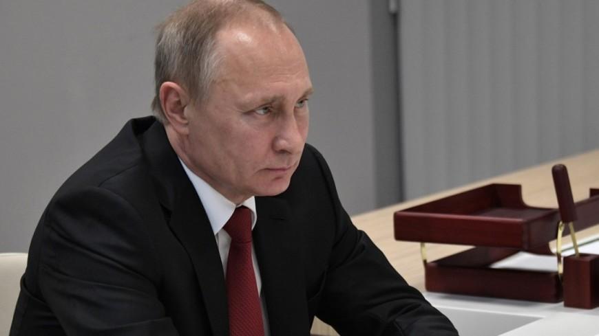 Путин поручил запретить отправку необработанного мусора на свалки