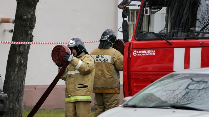 Школьник случайно сжег шесть домов, пытаясь освободиться отклопа