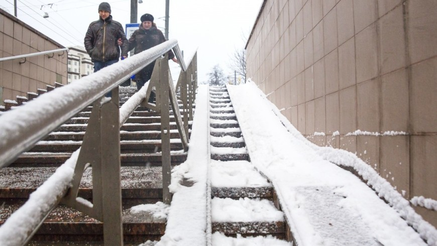 Лучше на метро: москвичам рекомендуют отказаться от авто из-за погоды