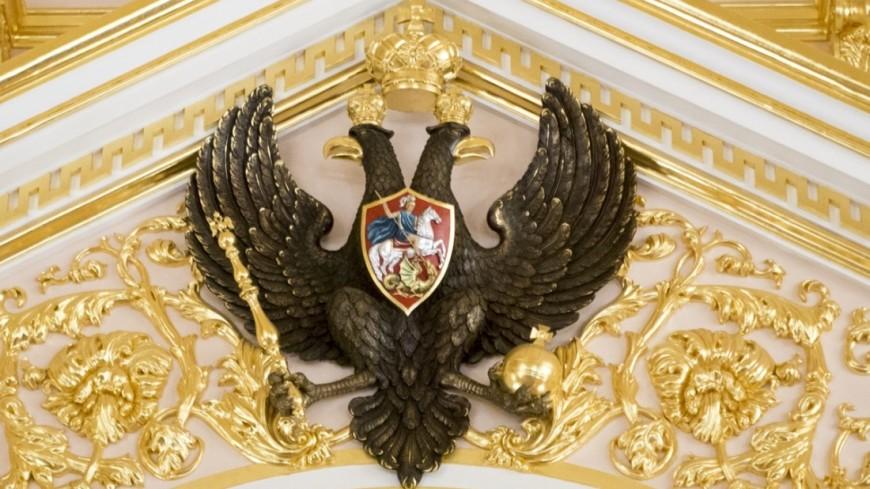 Государственной думе посоветовали разрешить использовать герб Российской Федерации насувенирах