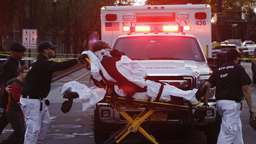 Губернатор Нью-Йорка: террорист действовал в одиночку