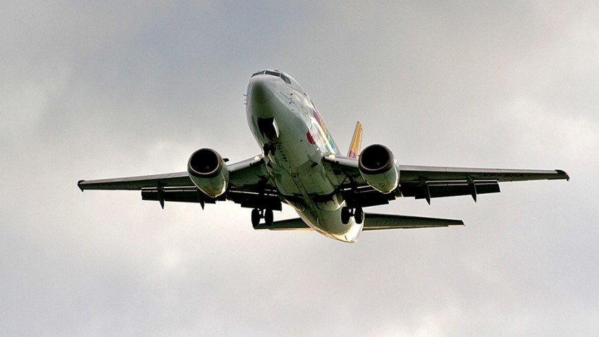 """Фото: Владимир Свояченко (МТРК «Мир»)"":http://mir24.tv/, боинг 737, самолет"