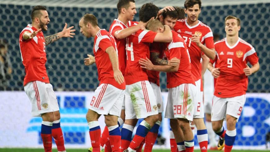 Россия – Испания: контрольный матч завершился ничьей