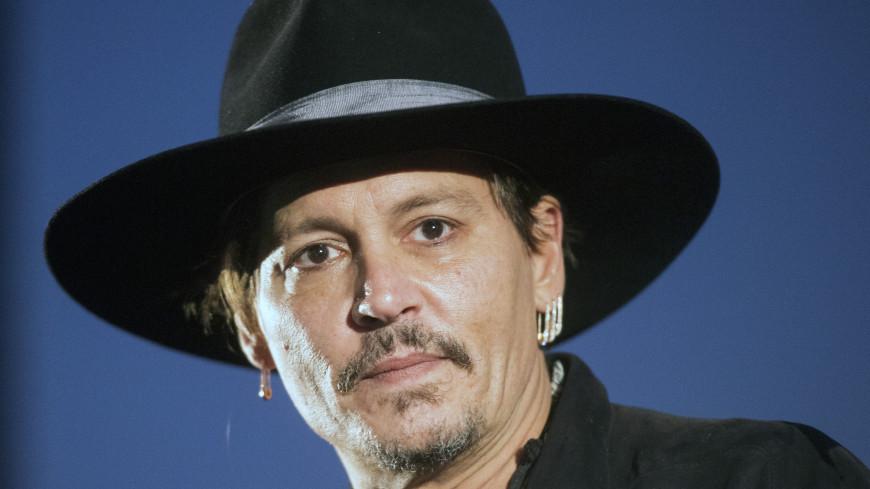 Джонни Депп пришел пьяным на премьеру «Убийства в Восточном экспрессе»