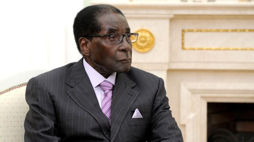 Президент Зимбабве отказался уходить вотставку, невзирая надавление