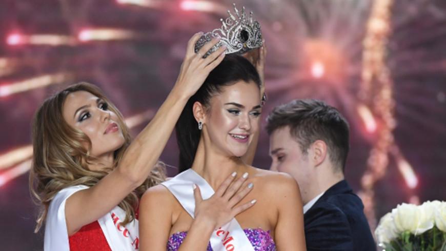 Обладательница титула «Мисс Москва-2017» рассказала о своих планах