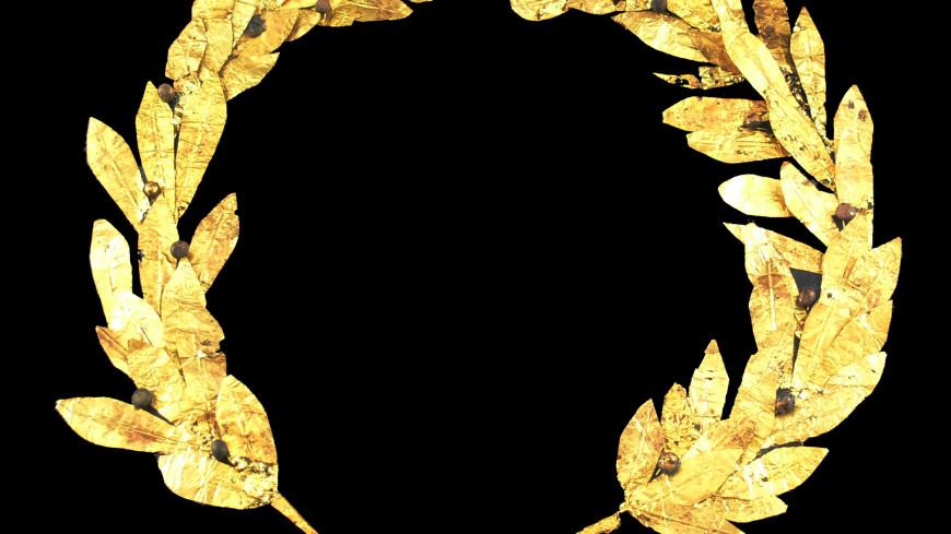Золотой лавровый лист скороны Наполеона ушёл смолотка за $735 тыс.