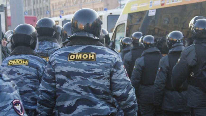 Москва готова обеспечить безопасность гостейЧМ