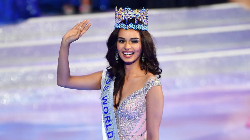 Титул «Мисс мира-2017» завоевала индианка