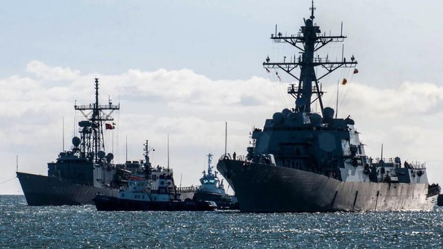 Новый эсминец США Zumwalt сломался вовремя испытаний