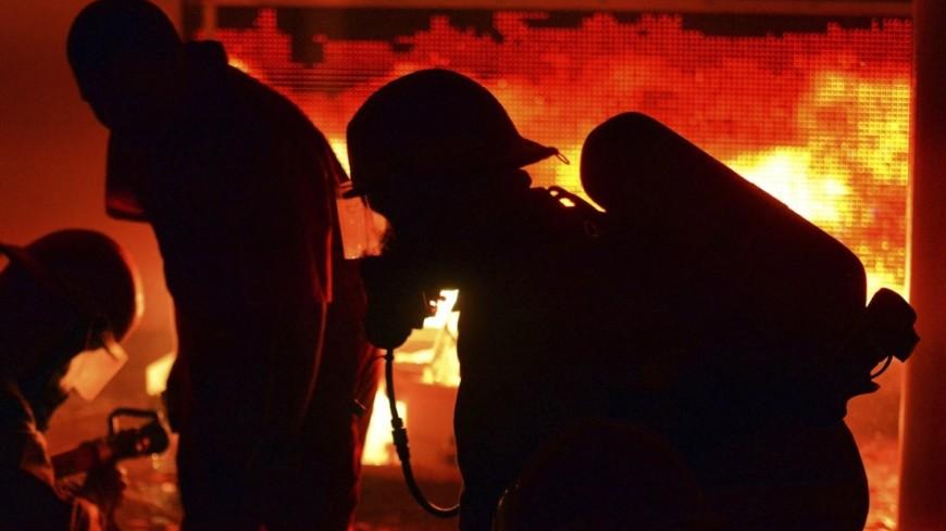 ВСША сгорел дом престарелых: неменее 20 пострадавших