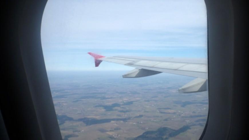 Гражданин Подмосковья устроил нетрезвый дебош наборту самолета, летевшего воВладивосток