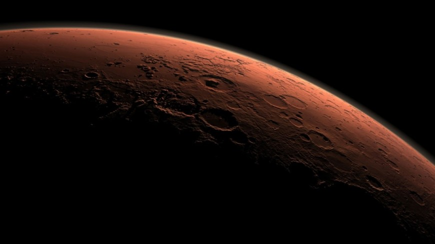 Русские ученые отыскали жизнь наМарсе. при этом невыходя излаборатории