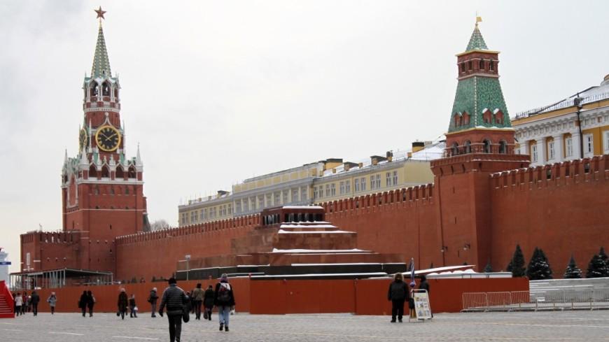 Мавзолей Ленина закроют на два дня для посетителей