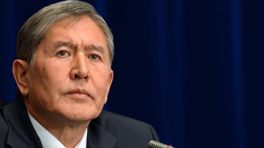 Алмазбек Атамбаев стал героем Кыргызстана