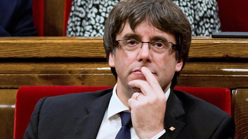 Бельгийский суд не смог решить, выдавать ли Пучдемона Испании
