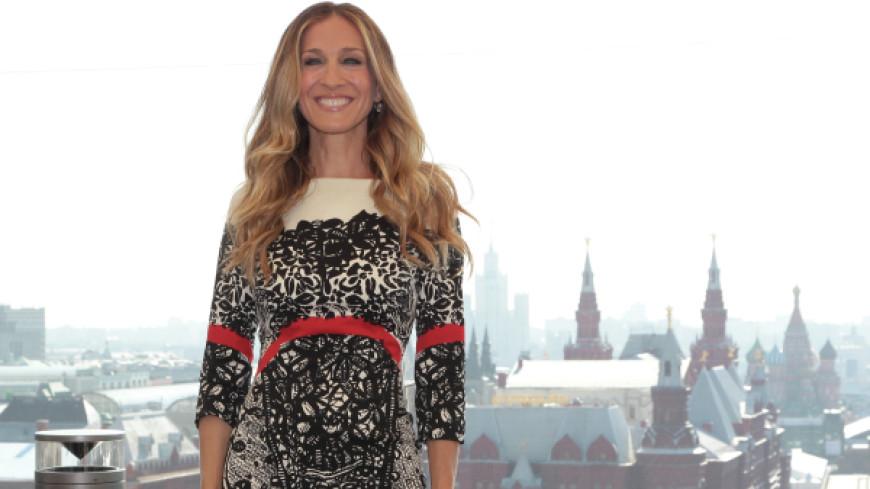 Звезда «Секса в огромном городе» Сара Джессика Паркер прилетела в столицу