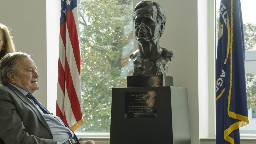 Буш— старший стал самым пожилым экс-президентом США