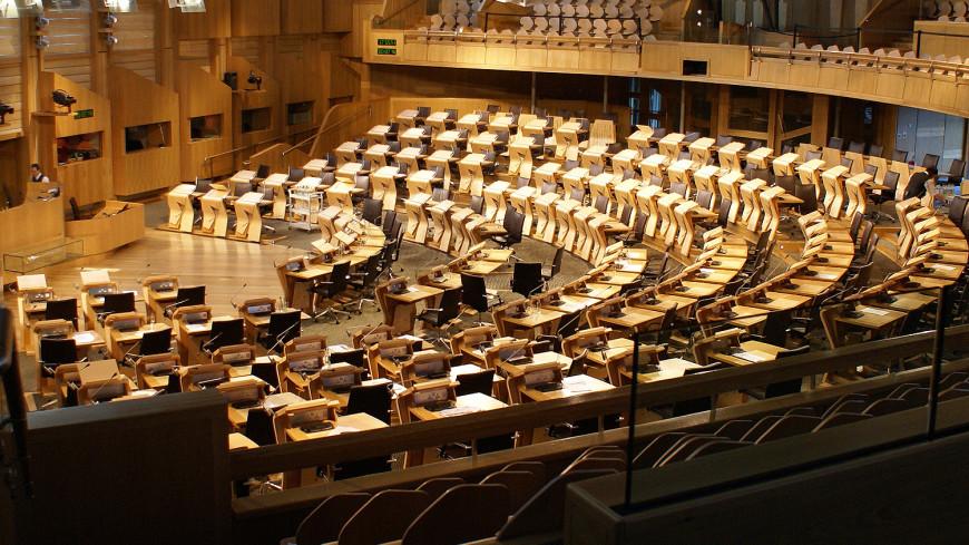 Парламент Шотландии эвакуировали из-за письма с«белым порошком»