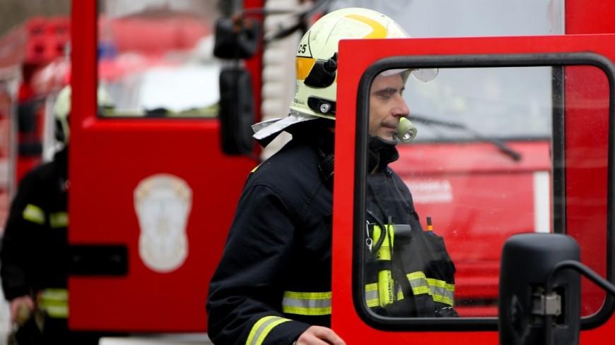 Изклуба «16 тонн» из-за пожара эвакуировали 40 человек