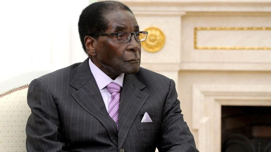Reuters узнало осогласии Мугабе уйти вотставку