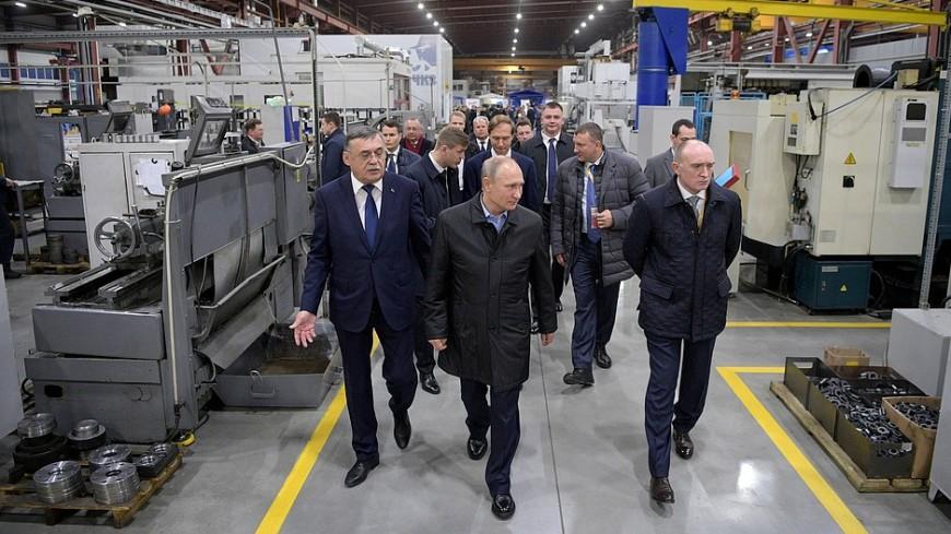 Путин сказал, когда в Российской Федерации заработает закон о наилучших технологиях напроизводстве