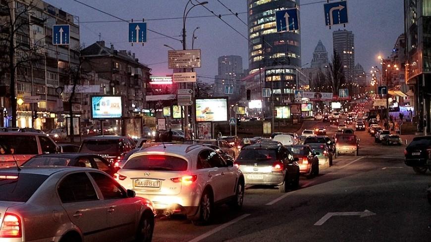 Центр Киева после аварии остался без света на 12 часов