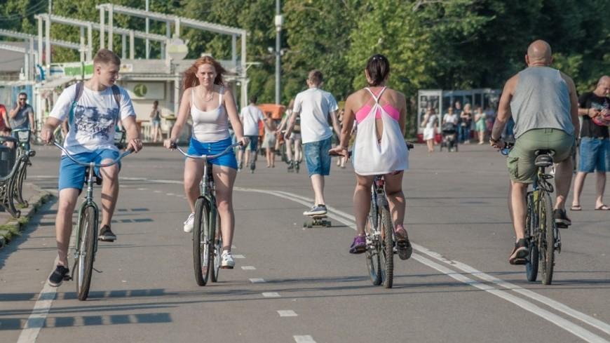 В августе в Москве пройдет ночной велопарад