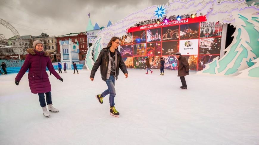 Не упасть в лед лицом, или Как быстро научиться кататься на коньках
