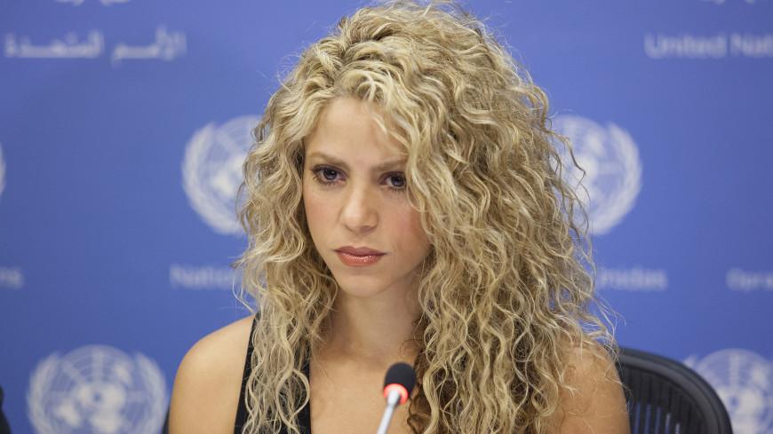 Шакира отменила концерты вевропейских странах из-за сложностей с звуком